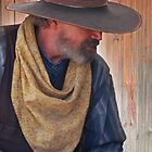 A Real Cowboy by Barbara Manis