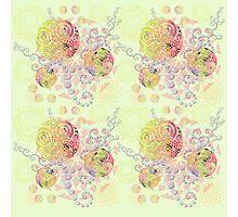 Lollipop Mandalas Photographic Print
