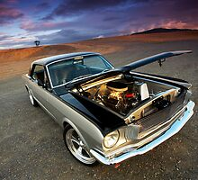 Mustang - OOA64 by Tony Rabbitte