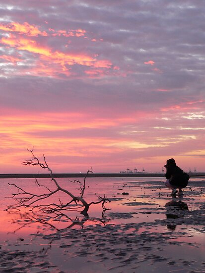 Nudgee Dawn - Photo shoot by Olivia  Gray