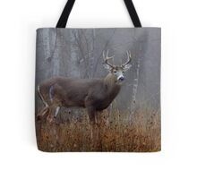 Buck - White-tailed Deer 2 Tote Bag