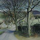 Derbyshire Lane by Graham Clark