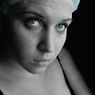 Blue Hair by Erin-Louise Hickson