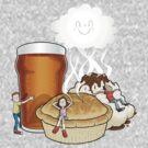 Happy Food Smells by hammo