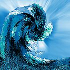 The Wave  by BCallahan