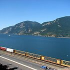 Columbia River Gorge by Beth Johnston