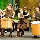 Scottish Buskers! by roll6pics