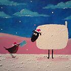 'Christmas Post' by Martin Williamson (©cobbybrook)