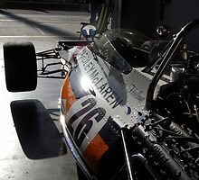 McLaren M19A by marc melander