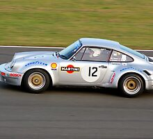 1974 Porsche 911 RSR by Willie Jackson