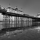 Pier - Dusk Till Dawn by Pete Costick