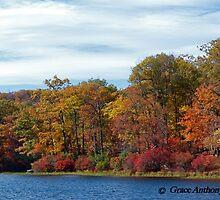 Magic Lake by GraceNotes