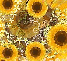 Sunflower Dream by DreaMground