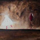 La danseuse volante by catherine galfetti