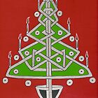 Celtic Christmas Tree by fesseldreg