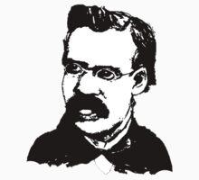 Fredrich Nietzsche. by Jessica Hoeck