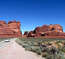 Arches National Park, Utah by Margaret  Hyde