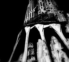 SAGRADA FAMILIA by BYRON