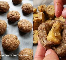 stuffing the kibbeh by MsGourmet