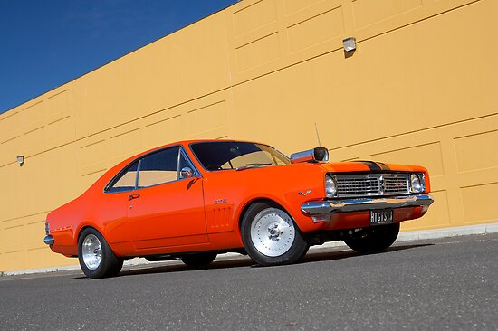 Holden HT Monaro by John Jovic