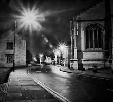 Light my path through many churches by clickinhistory