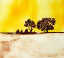 Autumn Mist Magic by Anne Pearson