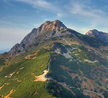 Giewont - Tatry, Poland. by Alexander Thomson