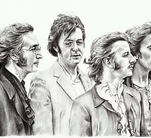 The Beatles #2 by L K Southward