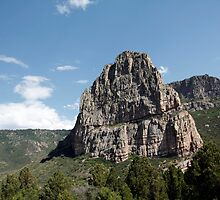 Thimble Rock by James Copen
