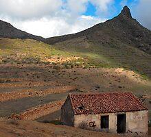 Roque del Imoque by Phil  Crean