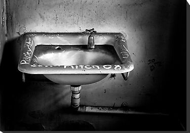 Cockatoo Island Washbasin by Ian English