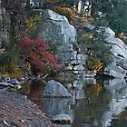 Rocks at Lake Minnewaska by Jay Morena