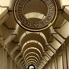 Federal Reserve Bank in San Francisco, by Sebastian Warnes