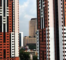 Apartments in KL by Charuhas  Images
