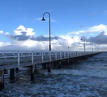 South Melbourne Beach by Helen Greenwood