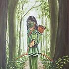 Dream Of The Archer by Beth Clark-McDonal