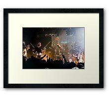 GWAR10 Framed Print