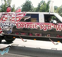 Red Wings Limo by jhell2
