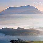 Valentia Island Lightouse Sunrise Image by Madeleine  Weber
