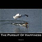 The Pursuit of Happiness by Val  Brackenridge