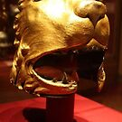 lion helmet by apam