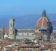 Santa Maria Del Fiore Cathedral by smallan