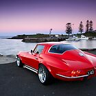 Corvette Stingray by Tony Rabbitte