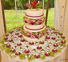 Wedding Cake by David's Photoshop