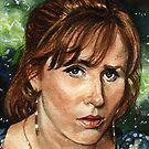 Doctor Who: Donna Noble by marksatchwillart