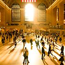 GRAND CENTRAL by Gilad