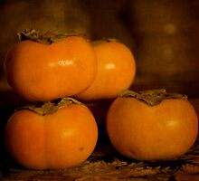 persimmons by olivepix