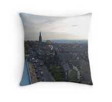 Headlingley and St. Michael's Church Throw Pillow