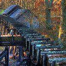 Mabry Mill by Jane Best