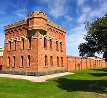 Fort Queenscliff by Darren Stones